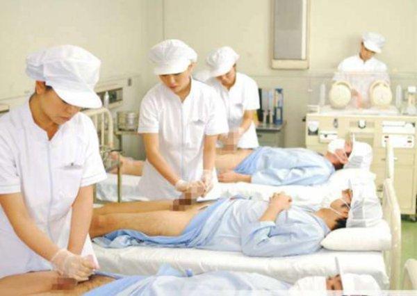 Banque... de sperme en Chine
