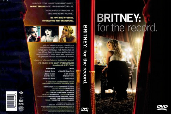 Britney : For the Record