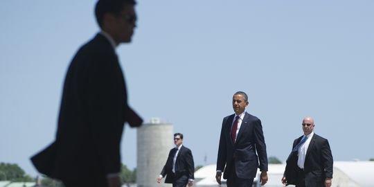 Du bromure et du baclofène pour les agents du Secret Service
