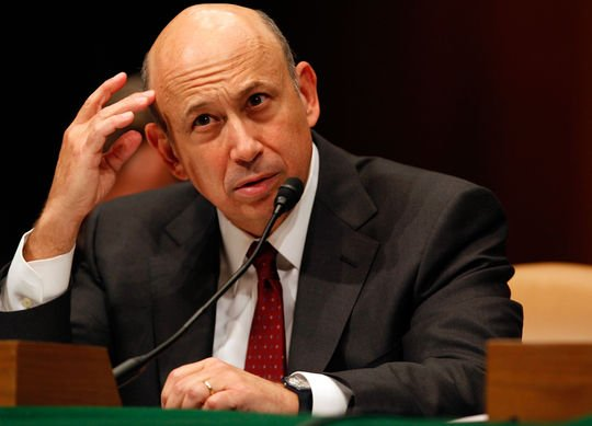 Le PDG de Goldman Sachs, chantre du mariage gay