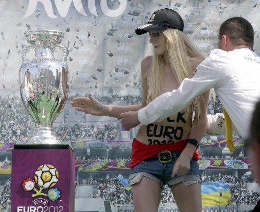 EURO 2012 – Les prostituées ukrainiennes se préparent à l'afflux de supporters