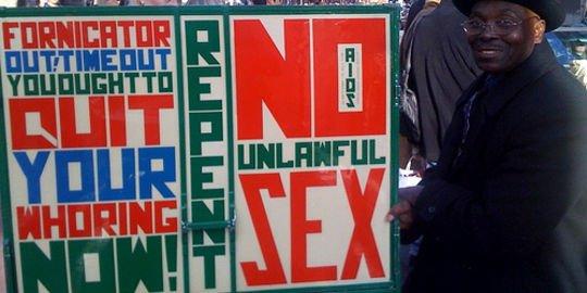 """Abstinence-only"" : la psychose américaine du sexe"