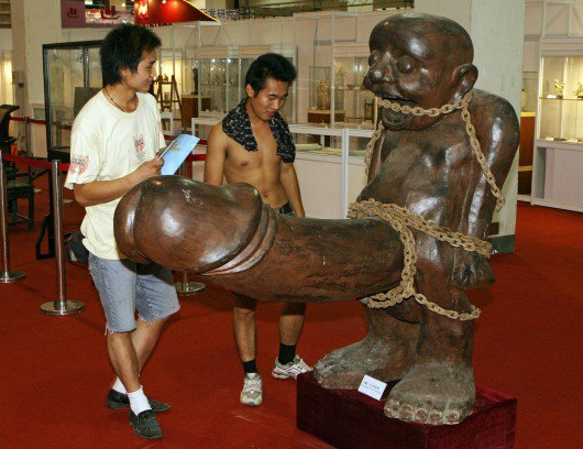 SEX TOY – Festival de sexe en Chine