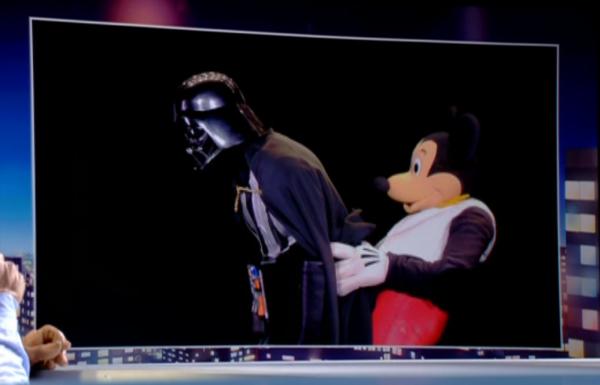 Disney rachète Lucasfilm
