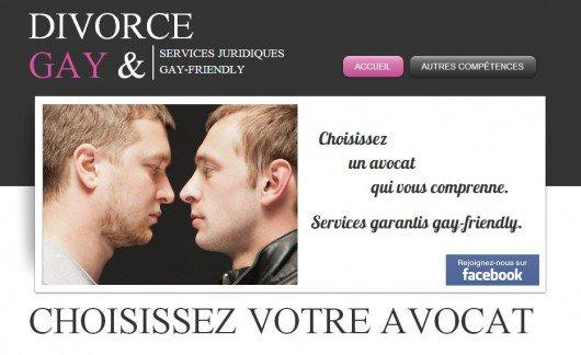 Divorce gay.fr, le site qui aide (déjà) les homosexuels à divorcer
