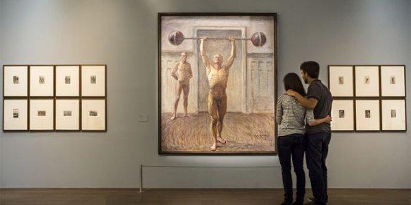 Une soirée réservée aux nudistes dans un musée de Vienne !