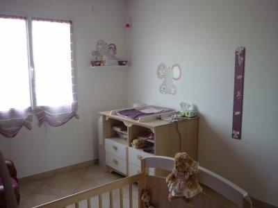 La chambre de la miss
