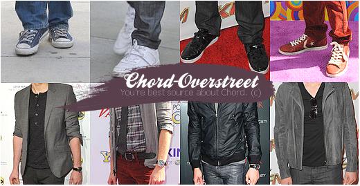 .  ♦ DIVERS :   Zoomons sur le style vestimentaire de Chord en candis ou events. Chic & Simple, vous aimez ?