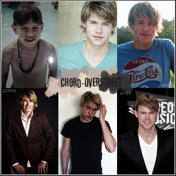 . Suis l'évolution de Chord, de son enfance jusqu'en 2011 ! En quelle année le préférez-vous ? (2010, pour ma part.).