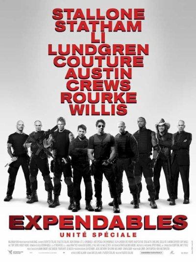 => Expendables: unité spéciale <=