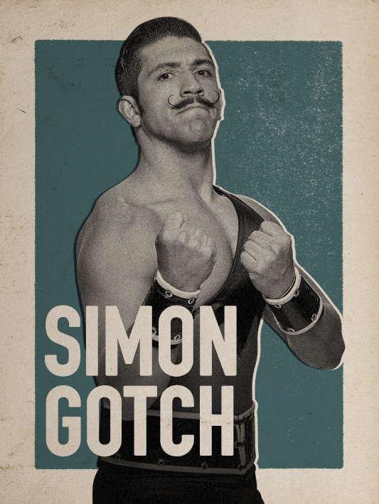 SIMON GOTCH