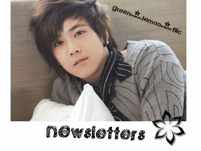 ✿ Newsletters ✿