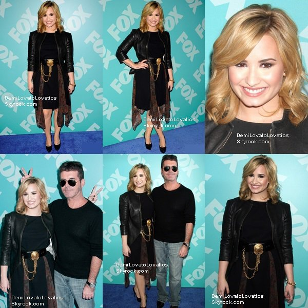 13/05/2013               Demi arrivant au Beacon Theather               Top/Flop ?