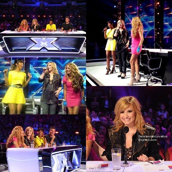 21/05/2013 : The X Factor : Auditions Top/Flop ? (Kelly Rowland et Paulina Rubio sont les nouveaux juges)