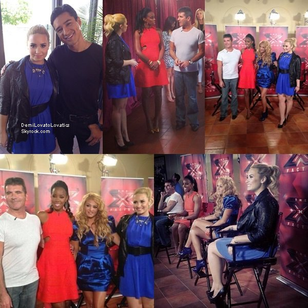 19/06/2013 : The X Factor Auditions, Long Island, NY Top/Flop ?
