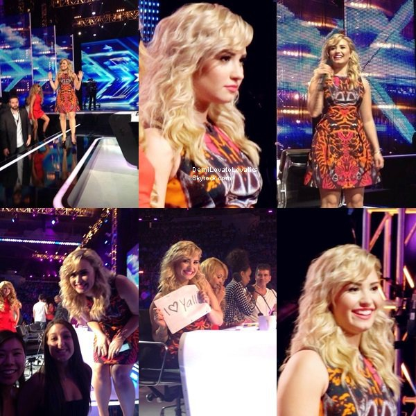 21/06/2013 : Troisième jour des auditions de The X Factor à Lond Island, NY Top/Flop ?