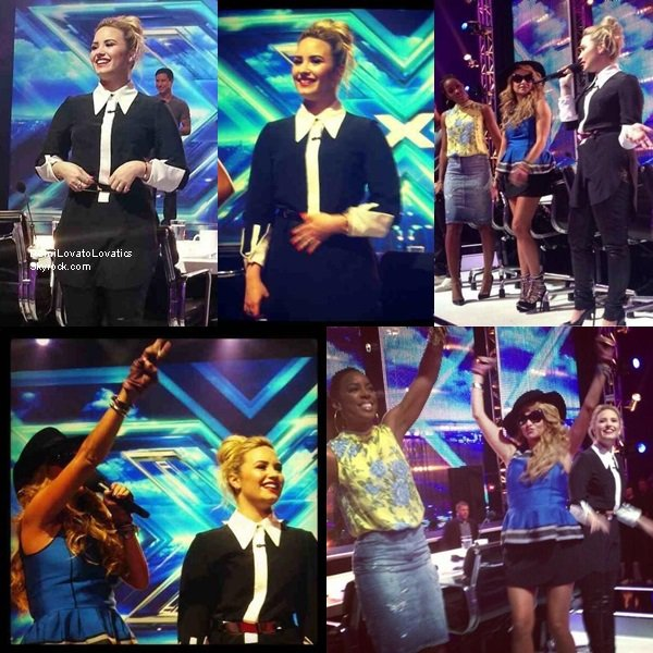 01/07/2013 : Deuxième jour des auditions de The X Factor, Denver Top/Flop ?