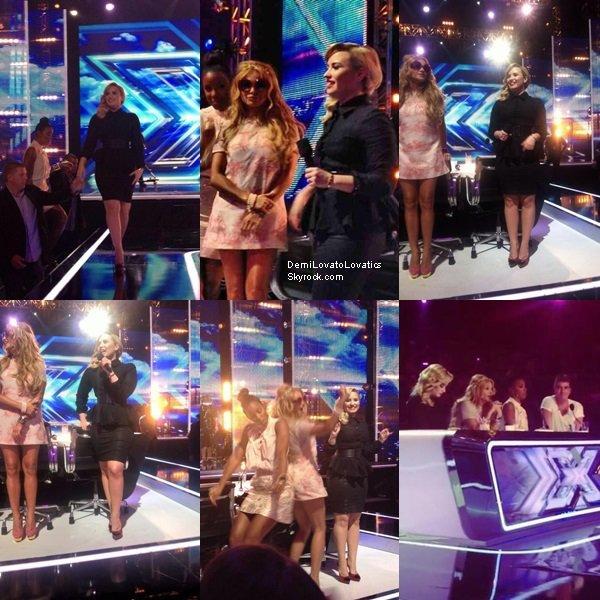 01/07/2013 : Deuxième jour des auditions de The X Factor, Denver Top/Flop ?