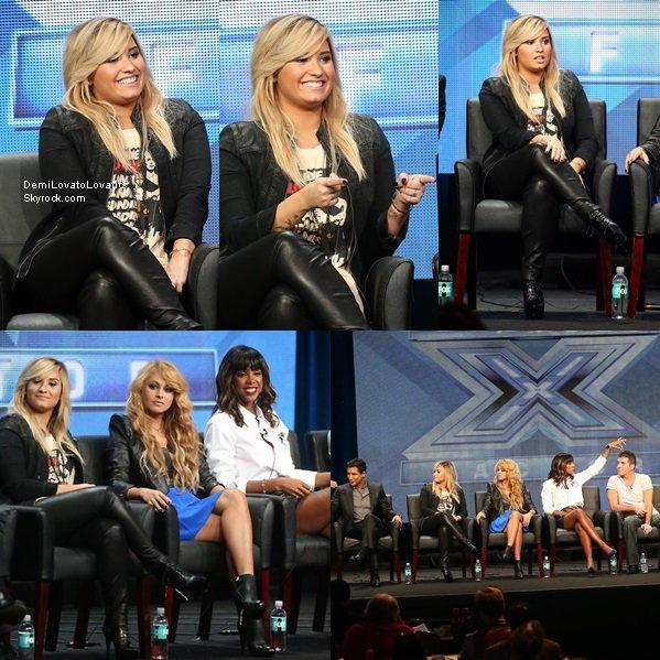 12/07/2013 : Troisième journée des auditions à Los Angeles Top/Flop ?