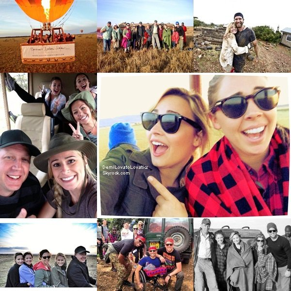 14-24/08/2013 : Demi au Kenya pour aider l'association Free The Children Top/Flop ?