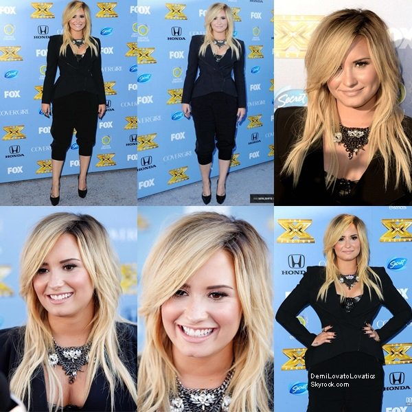 04/09/2013 : Demi de retour à Los Angeles, LAX Top/Flop ?