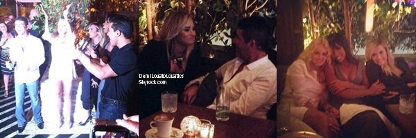04/09/2013 : Demi de retour à Los Angeles, LAX Top/Flop ?