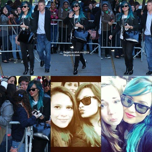 19/11/2013 Demi avec des amis et Wilmer au Knott's Scary Farm Top/Flop ?
