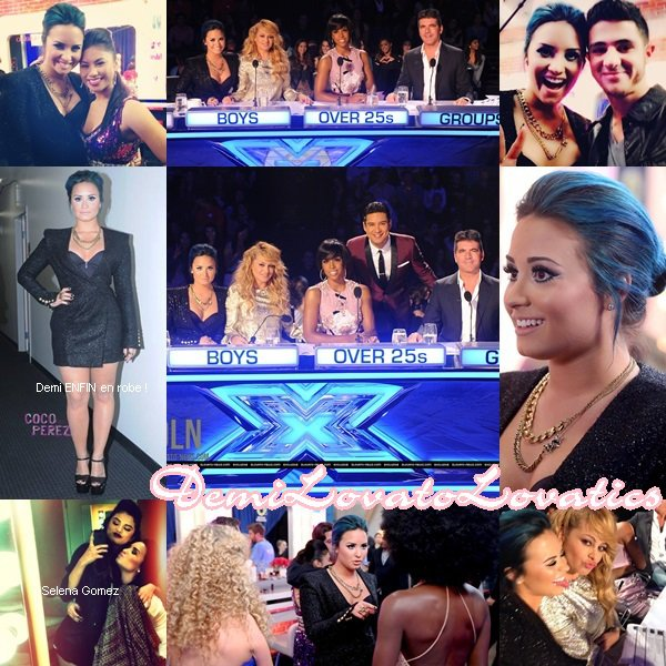 05/11/2013 Live Show de The X Factor USA Top/Flop ?