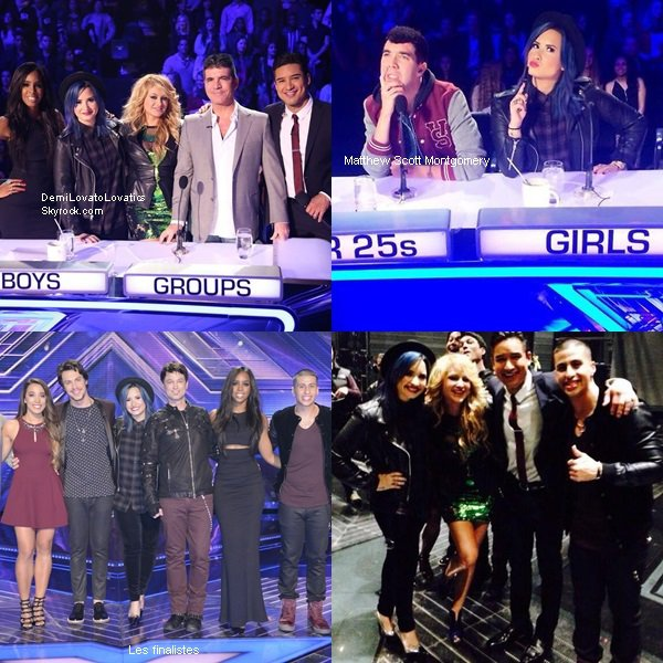 11/12/2013 Live Performance Show de The X Factor USA Top/Flop ?