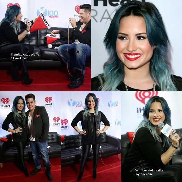 20/12/2013                             Y100 Jingle Ball à Miami                        Top/Flop ?