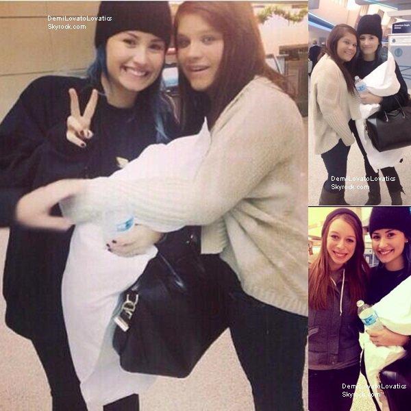 24/12/2013 Demi fêtant Noël avec sa famille à Dallas, Texas Top/Flop ?