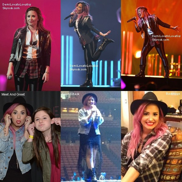 09/02/2014 The Neon Lights Tour : Vancouver, Canada Top/Flop ?