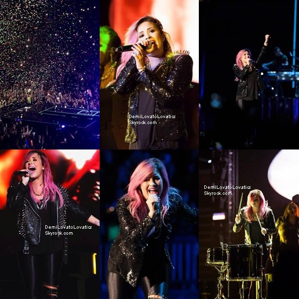 17/02/2014 The Neon Lights Tour : Grand Prairie, Texas Top/Flop ?