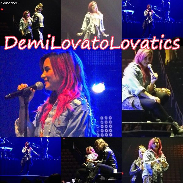 02/03/2014 The Neon Lights Tour : Fairfax, Virginie Top/Flop ?