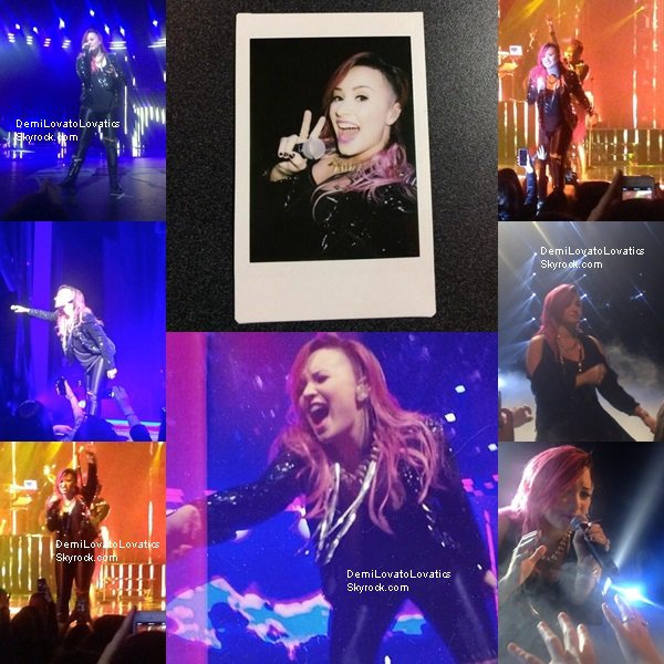 07/03/2014 The Neon Lights Tour :  East Rutherford, New Jersey Top/Flop ?