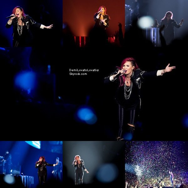 Demi Lovato - Neon Lights (VEVO Tour Exposed)