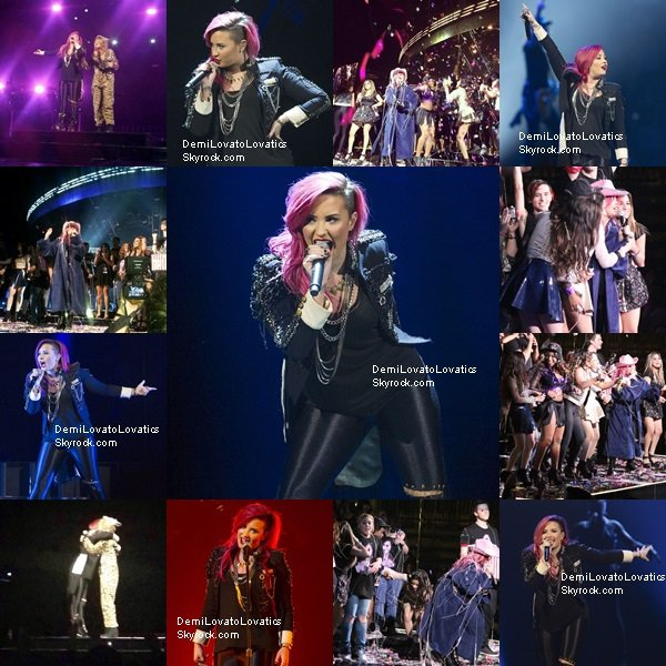 27.03.2014 The Neon Lights Tour : Cleveland, Ohio Top/Flop ?