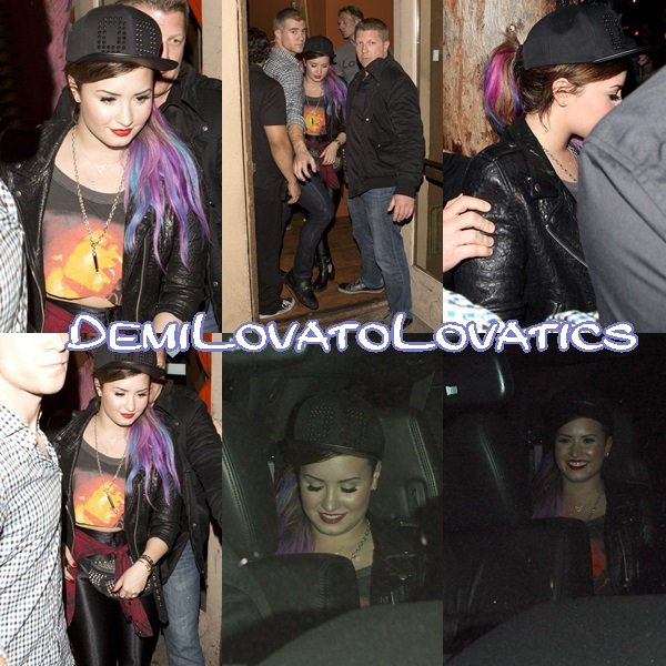 01/04/2014 Au restaurant avec Wilmer, Los Angeles Top/Flop ?
