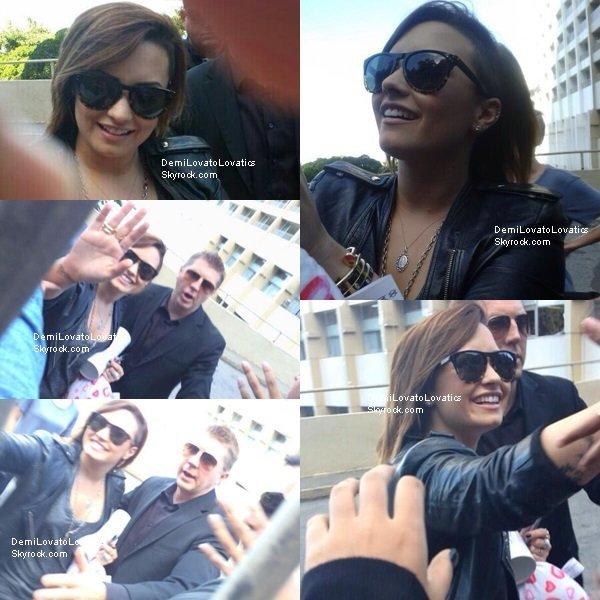 27/04/2014                     Sortant de l'hôtel Sheraton à Rio de Janeiro              Top/Flop?