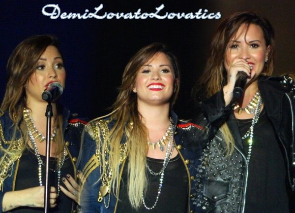 30/05/2014 The Neon Lights Tour : Brasilia, Brésil Top/Flop ?