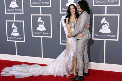 Katy Parry & Russel Brand