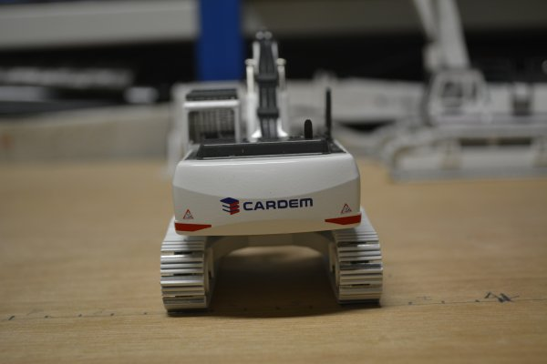 Cardem - Case CX250