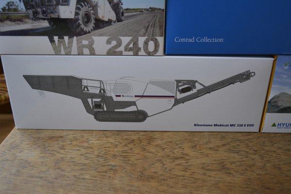 Nouveauté Conrad, NZG et Hyundai Intermat 2015