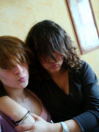 Audrey et moi 2009