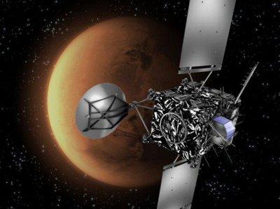 La Chine va lancer cette année avec la Russie une sonde vers Mars