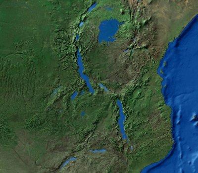 Le Tanganyika, un lac à redécouvrir...