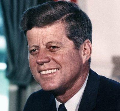 John Fitzgerald Kennedy, Homme d'état, Homme politique et Président des Etats-Unis