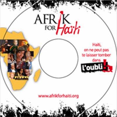Des artistes africains solidaires d'Haïti