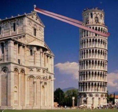 Pourquoi... la tour de Pise est-elle penchée ?