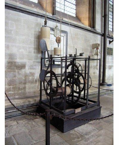 L'invention de l'horloge mécanique est un évènement d'une portée historique majeur.